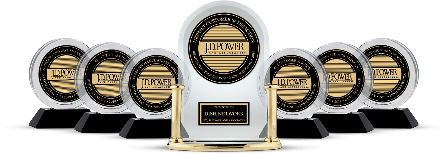 DISH Customer Satisfaction - Ranked #1 by JD Power - The Satellite Connection in Jefferson City, TN - DISH Authorized Retailer