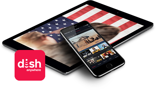 DISH Anywhere from The Satellite Connection in Jefferson City, TN - A DISH Authorized Retailer